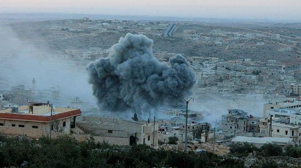 Британский политик сравнил бомбардировкиРФ вСирии с деяниями нацистов