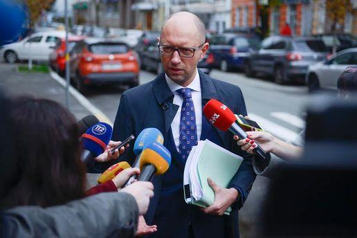 Яценюка допросили поделу обубийствах наМайдане