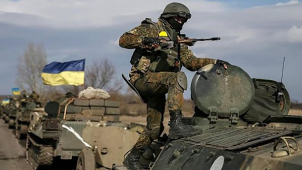 Разведение войск на Донбассе