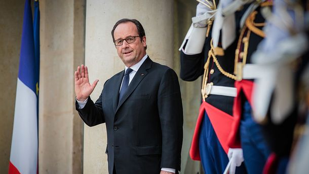 Франсуа Олланд вірить у мир на Донбасі навіть з російськими бойовиками