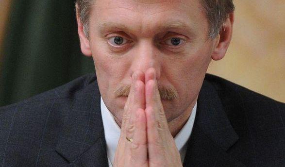 Прес-секретар президента РФ Володимира Путіна Дмитро Пєсков