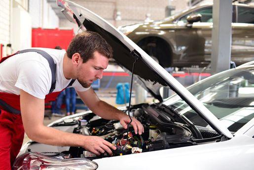 Монтаж газовой установки в машину