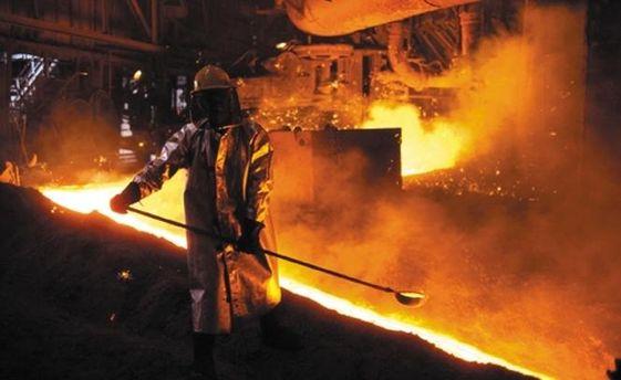 Как варят сталь