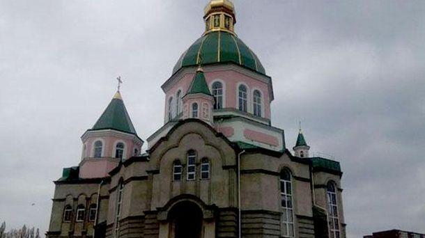Злодії обікрали церкви