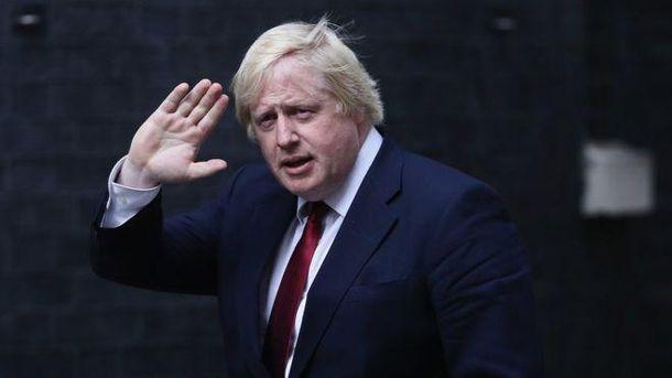 Борис Джонсон требует изоляции России