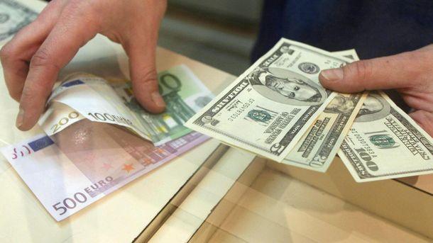 Евро пока остается дороже доллара