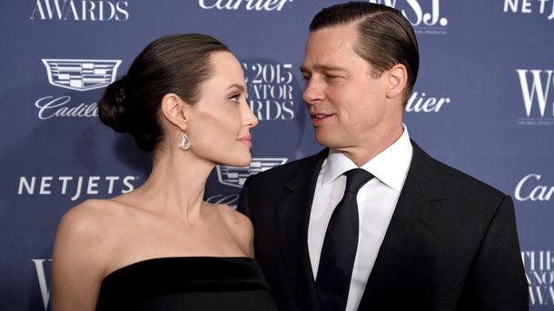 В свое время Анджелина Джоли и Брэд Питт были олицетворением счастья