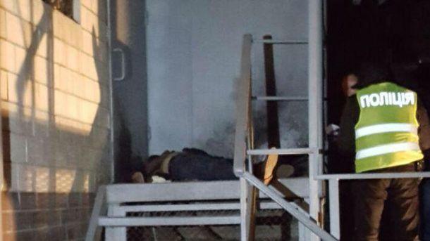 ВКиеве мужчина подорвал себя гранатой