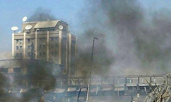 Посольство России в Сирии