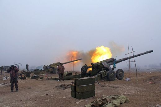 ПАРЄ визначила що Росія воює на Донбасі на боці сепаратистів