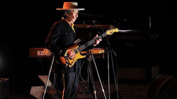 Боб Ділан виступає у Пекіні