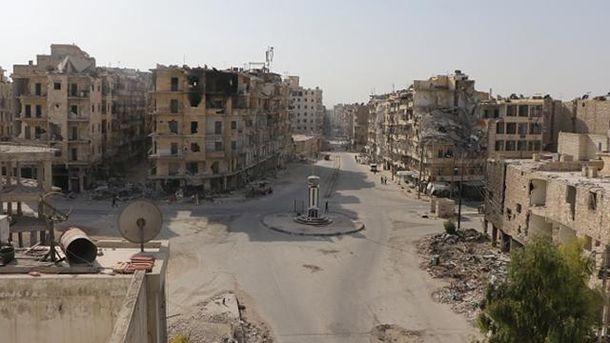 Руїни в Алеппо