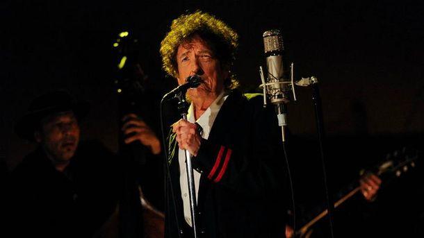 Боб Ділан став лауреатом Нобелівської премії з літератури