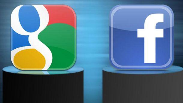 Google і Facebook