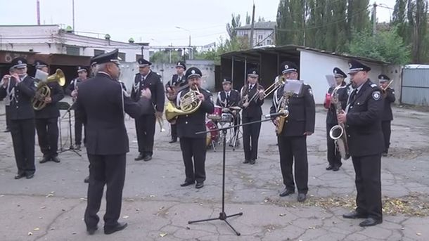 Оркестр поліції Києва