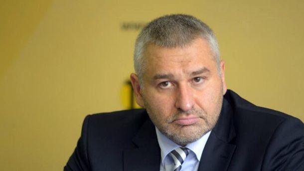 Марк Фейгін закликав колег взятись за  захист українців