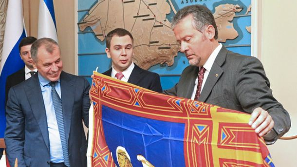 Італійські депутати з незаконним візитом приїхали в окупований Крим