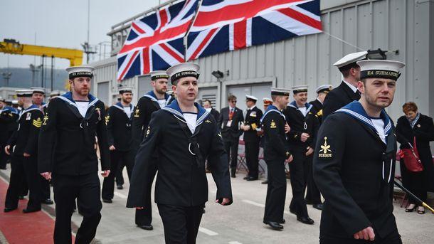 Британський флот