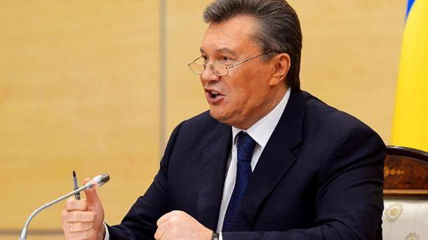 Віктор Янукович більше не ламатиме ручки
