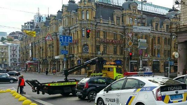 Наслідки п'яної дипломатичної аварії у Києві