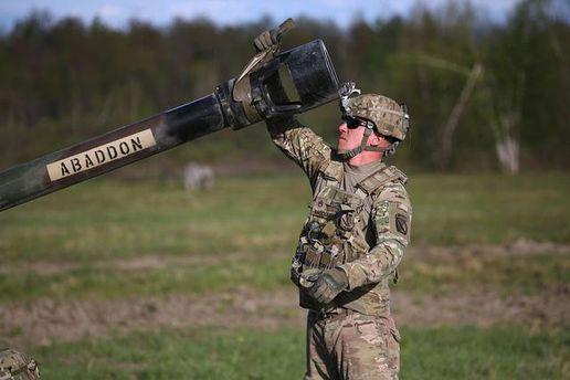 Американський військовий