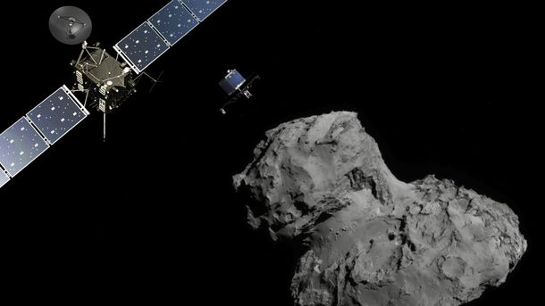 Комета Чурюмова – Герасименко