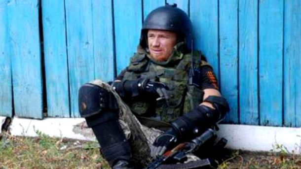 Боевик убивал украинских