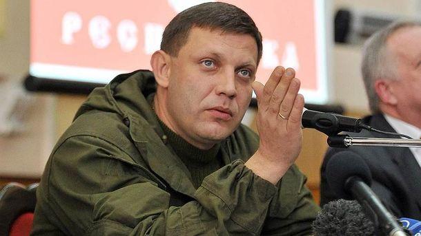 Захарченко сделал громкое заявление о смерти Моторолы
