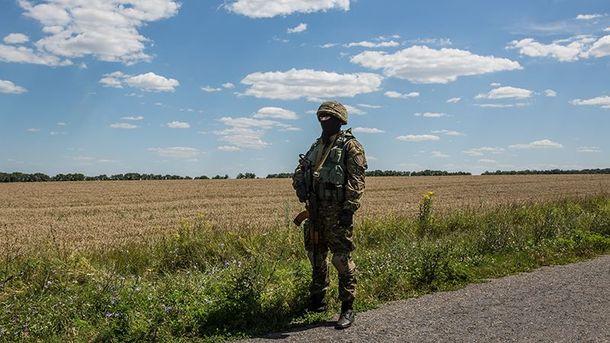 Засутки взоне АТО 1 боец умер, 7 ранены— штаб