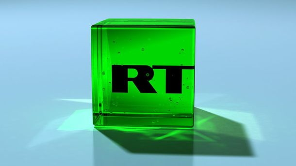 УВеликобританії заблокували рахунки Russia Today