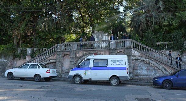 Гражданин Кубани подозревается ворганизации теракта вАбхазии