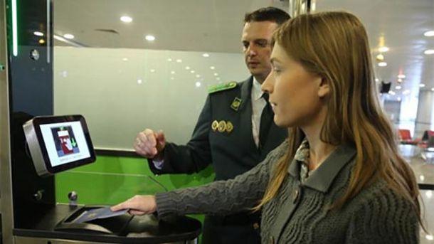 Россиянина задержали при прохождении пограничного контроля