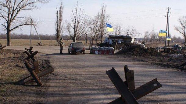 Бойовики продовжують обстріл українських позицій