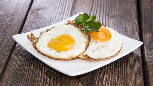 Яйця знижують ризик розвитку раку грудей, – вчені