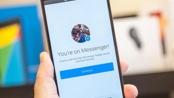 Facebook тестирует новую технологию для пользователей чата