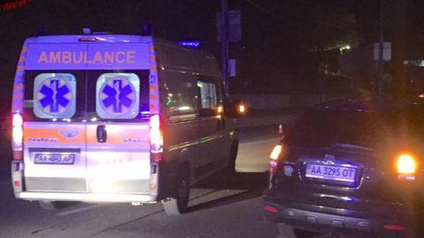 Водій Honda не побачив, як жінка перебігала дорогу
