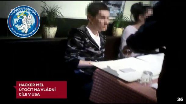 Хакера затримали у Празі