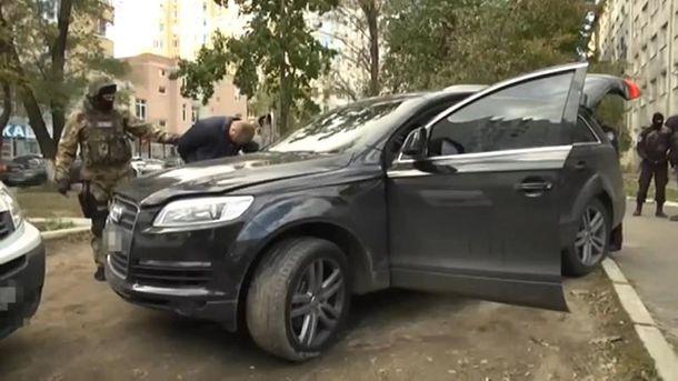 Задержания злоумышленников в Одесской области