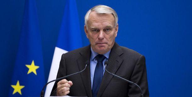 Министр иностранных дел Франции Жан-Марк Эро