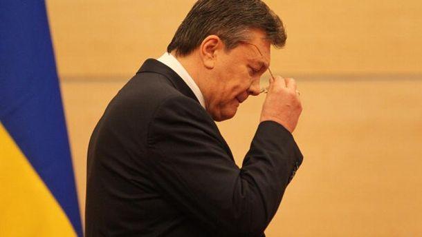 Сьогодні КСУ розгляне конституційність позбавлення Януковича звання Президента