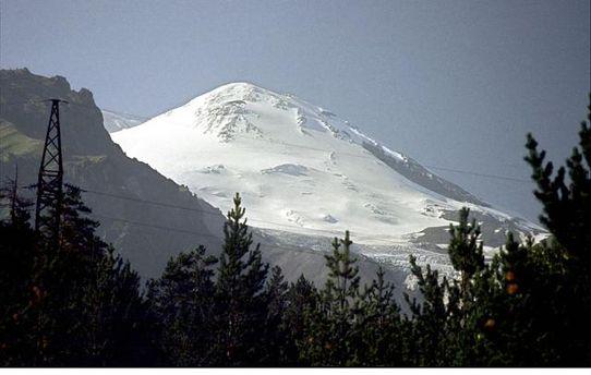 Гора Ельбрус