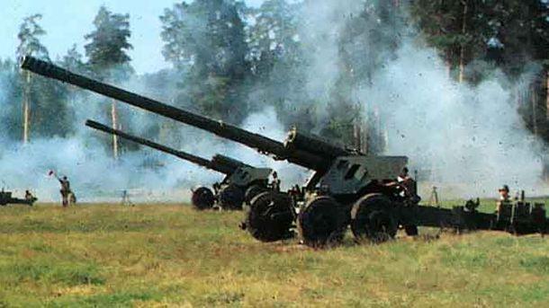 Боевики накрыли Водяное артиллерийским огнём - штаб АТО