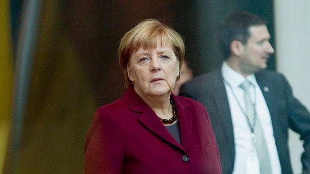 Меркель передала, когда Украина получит контроль над границей