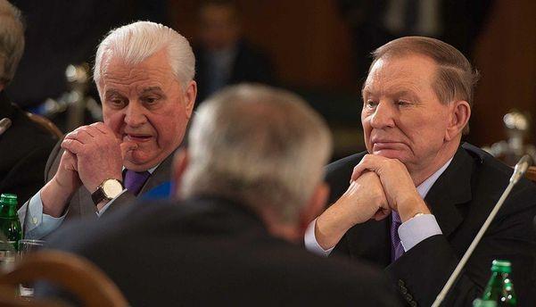 Кучма прокомментировал результаты встречи «нормандской четверки»