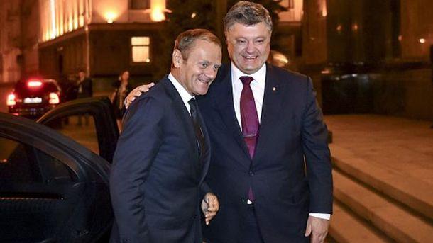 Порошенко: Лідери ЄС підтвердили важливість збереження санкцій протиРФ