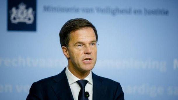 Нидерланды предложатЕС компромиссный вариант ассоциации с Украинским государством