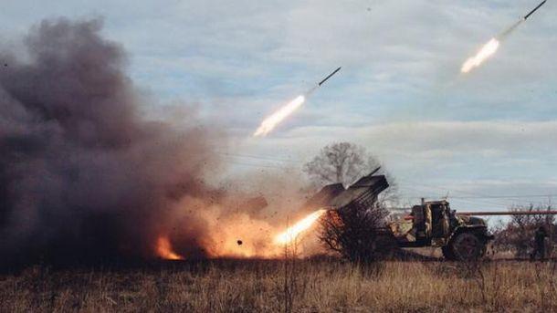 Штаб АТО: Бойовики сьогодні 20 разів обстріляли позиції українських військових