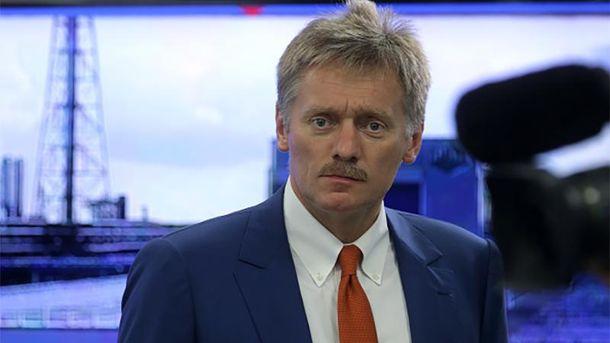 Песков согласился, что Крым все-таки должен быть частью Украинского государства