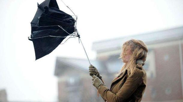 Синоптики: ВПриазовье вближайшие сутки— штормовой ветер