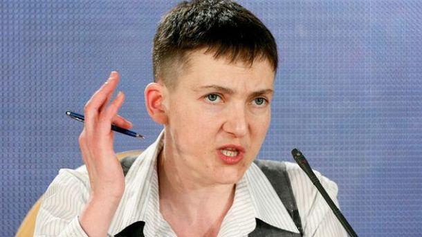 Две машины иакции универмага «Украина»— Савченко заполнила е-декларацию